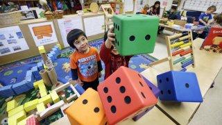 No Expulsion for Preschoolers