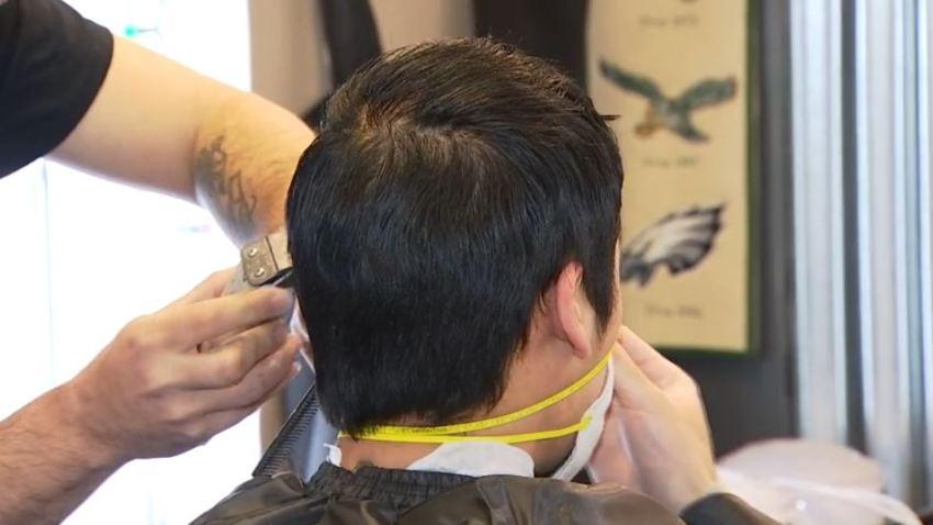 barberia en delaware county