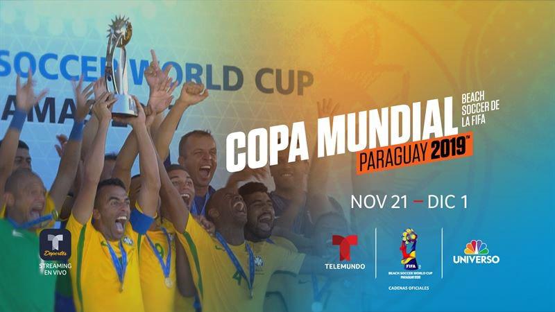 copa mundial Paraguay