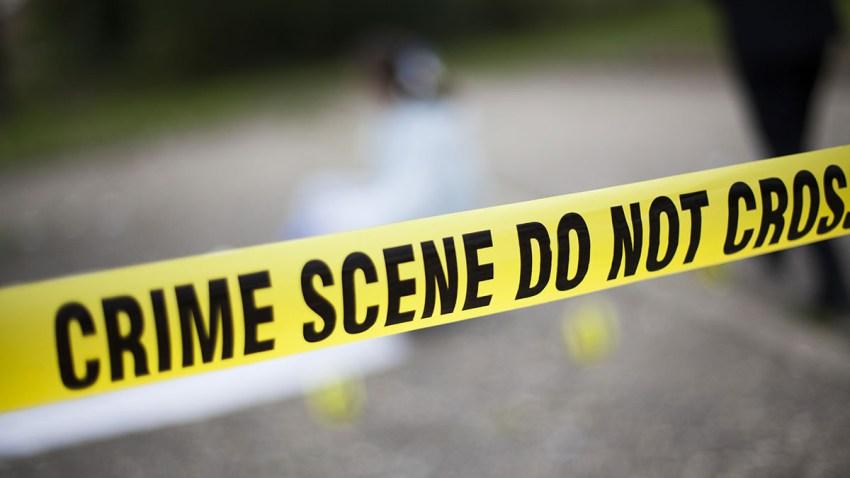 Los oficiales encontraron la grúa dentro de una zanja, pensaban que había sido un accidente de tránsito.