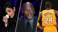 """""""Un pedazo de mí murió"""": dan último adiós a Kobe Bryant y su hija Gianna"""