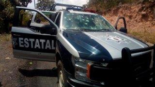 Patrulla emboscada en Guerrero