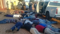 Toma de rehenes en iglesia de Sudáfrica: 5 muertos y más de 40 detenidos
