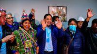 Elecciones en Bolivia: primeros sondeos dan como ganador al heredero político de Evo Morales