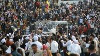 Con una misa ante miles de cristianos, el papa Francisco termina su histórica visita a Irak