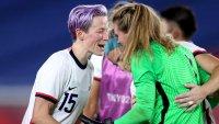Penaltis de infarto: EEUU vence a Países Bajos y avanza a semifinales de Tokyo 2020
