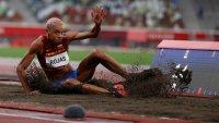 Yulimar Rojas, un solo salto y pasa a la final contra tres fuertes rivales que hablan español