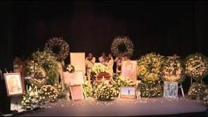 Emotivo adiós a Edith González en México