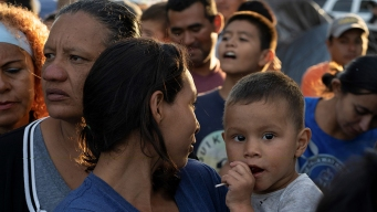 ONG: los niños migrantes sufren todo tipo de abusos