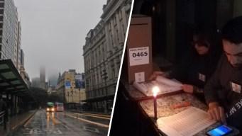 Argentina recupera la electricidad tras histórico apagón