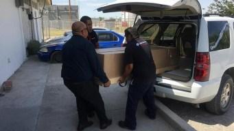 Alistan repatriación de migrante cubano muerto