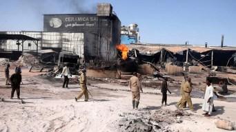 Sudán: incendio infernal tras explosión mata a más de 20