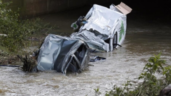 Francia: al menos seis muertos tras inundaciones