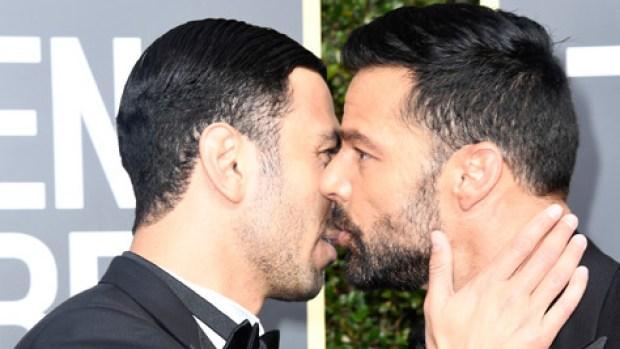 Ricky Martin revela que ya se casó con Jwan Yosef