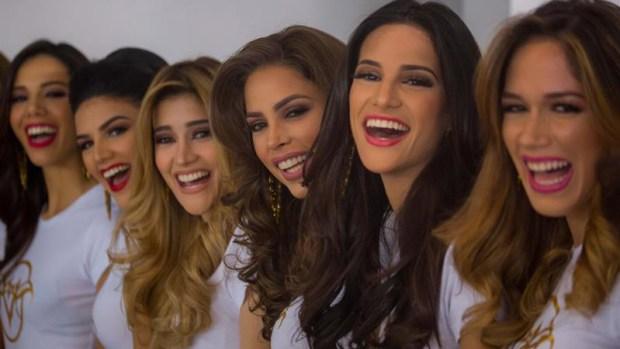 """Miss Venezuela ahora busca una """"belleza diferenciada"""""""