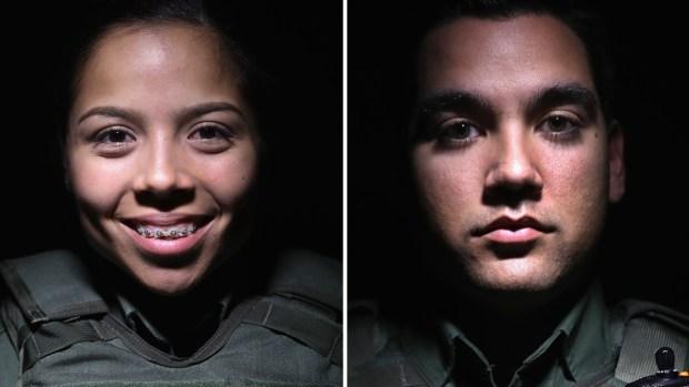 Los rostros íntimos de agentes fronterizos: quiénes son