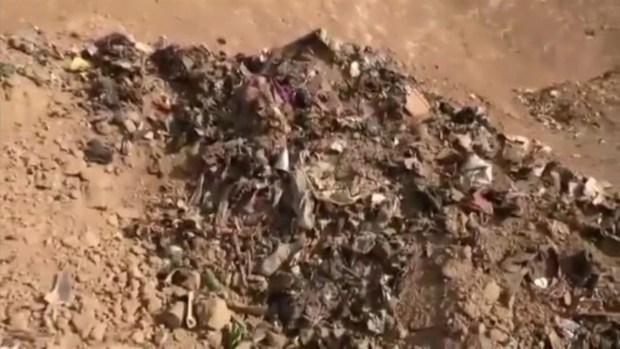 [TLMD - LV] Hallan decenas de fosas en sector controlado por ISIS