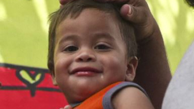 Bebé que trató de cruzar la frontera a EEUU regresa a casa