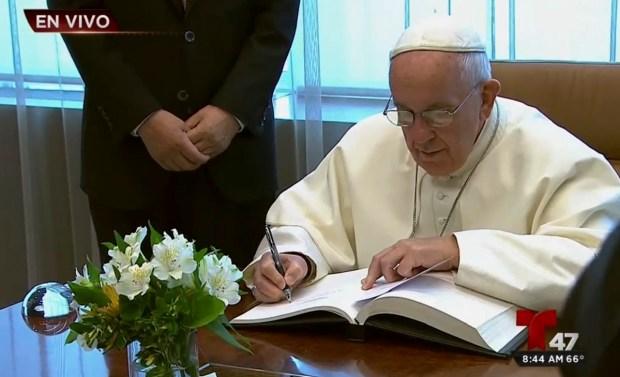 Fotos: El papa se dirige ante la ONU en Nueva York