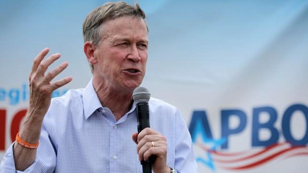 Elecciones 2020: Hickenlooper abandona la contienda