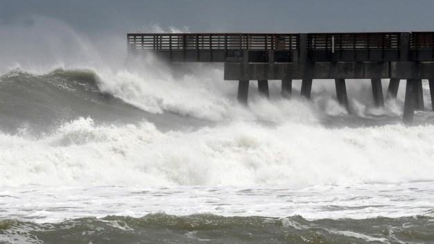 Se forma la tormenta Rebekah en el Atlántico