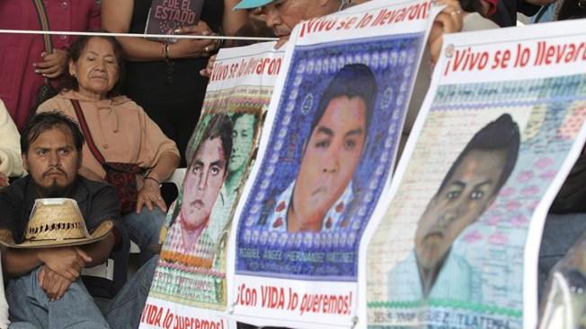 Ayotzinapa: hallan más fosas con restos humanos