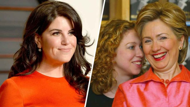 Monica Lewinsky quiere pedir disculpas a Hillary Clinton