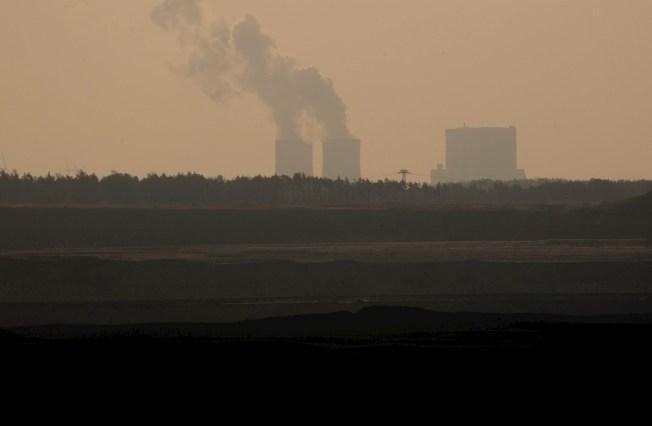 OCDE: contaminación causa muerte 326 personas por cada millón al año