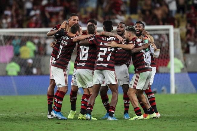 Flamengo, a la final de la Libertadores tras larga espera